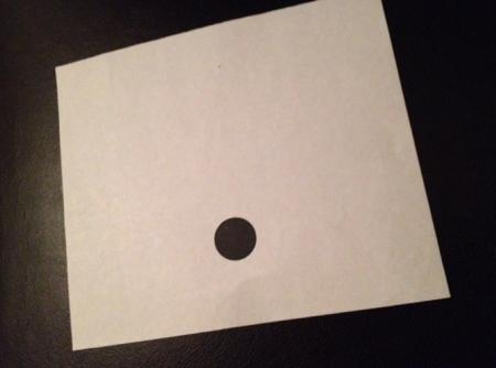 1st Listen - A Black Dot On White [Feb 2015]